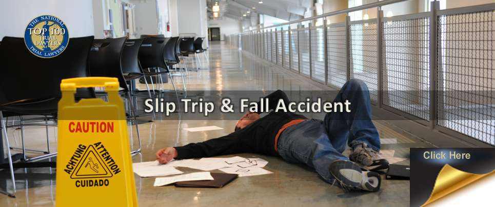 What Stores Do to Cause Slips and Falls | Daniel J. Brazil Law